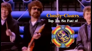 TOP TEN: The Best Songs Of Electric Light Orchestra (E.L.O.)