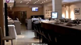 Salón de fiesta -Hotel Howard Johnson Recoleta