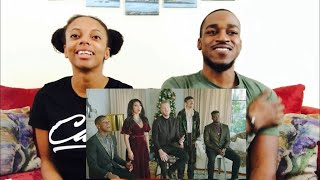 PENTATONIX DECK THE HALLS OFFICIAL VIDEO Th Ce Reaction
