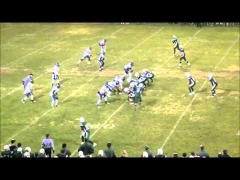 Stephen VanHook 2011 Citrus Hill Football Highlights