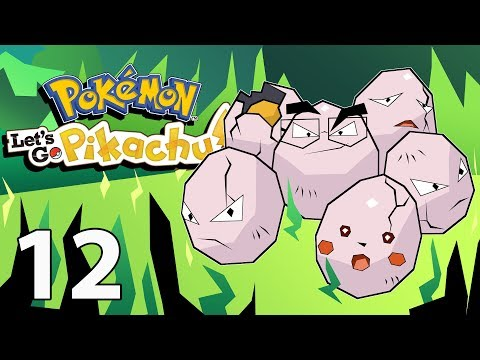 Northernlion Plays: Pokemon: Let's Go Pikachu [Episode 12] (Twitch VOD)