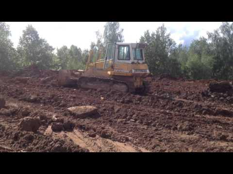 Аренда Бульдозера Liebherr PR-722, 16 тонн, Пермь