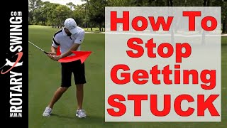 Online Golf Lessons: How to Stop Getting Stuck Part 1 (Golf