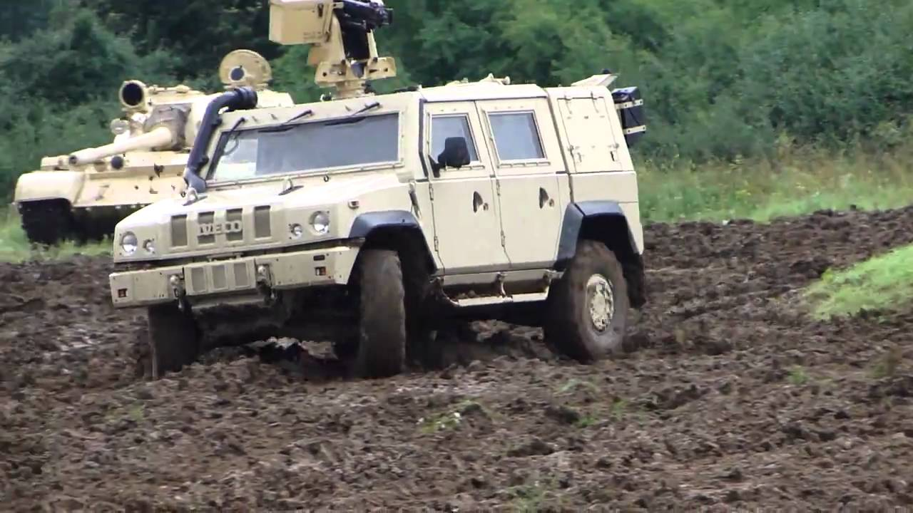 Iveco Lmv Youtube
