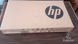 HP 15 BS145TU i5 8th gen laptop Unboxing and Review