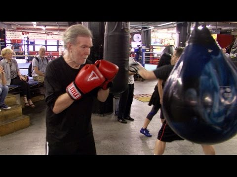 These Seniors are Battling Parkinson's Disease With Boxing