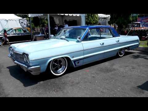 modifikasi mobil tua classic
