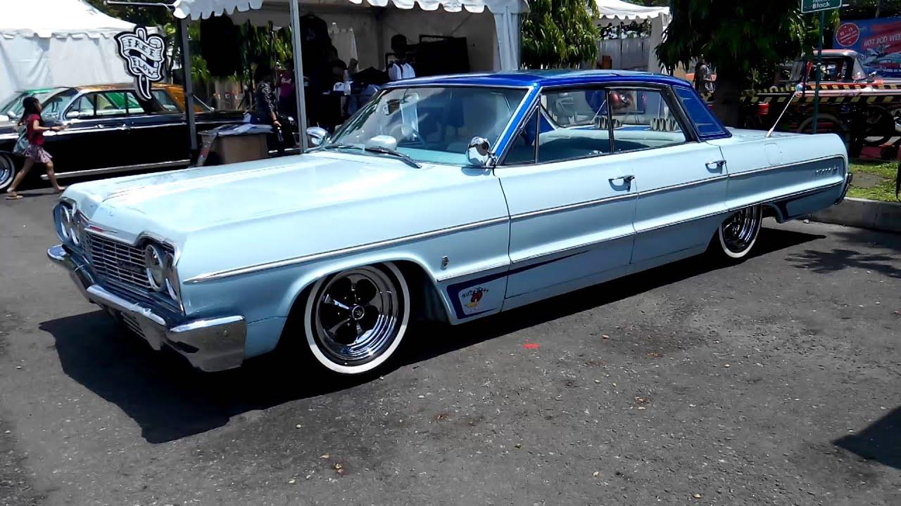 Kumpulan Modifikasi Mobil Klasik Indonesia