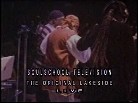 Soul School Television - Original Lakeside - Oakland Lookback - Taped April 22, 2017