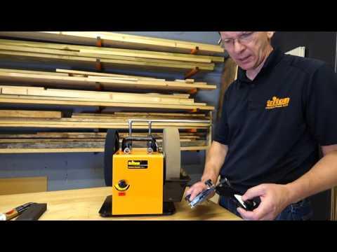 Triton TWSS10 Wetstone Sharpener from Toolstop