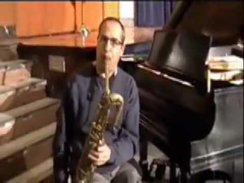 Gary Smulyan on Vandoren