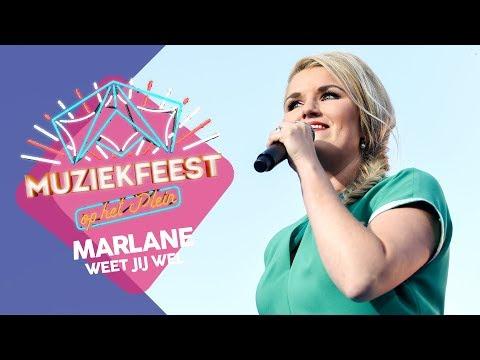 Marlane - Weet jij wel | Sterren Muziekfeest op het Plein