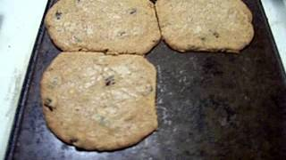 Mokey Spicey Sugar Raisin Sunflower Cookies 2/2 Chef John The Ghetto Gourmet