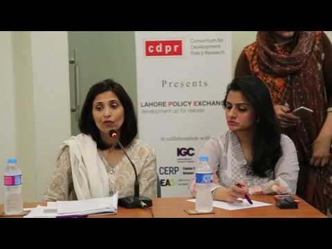 Gender Inclusion and Economic Participation