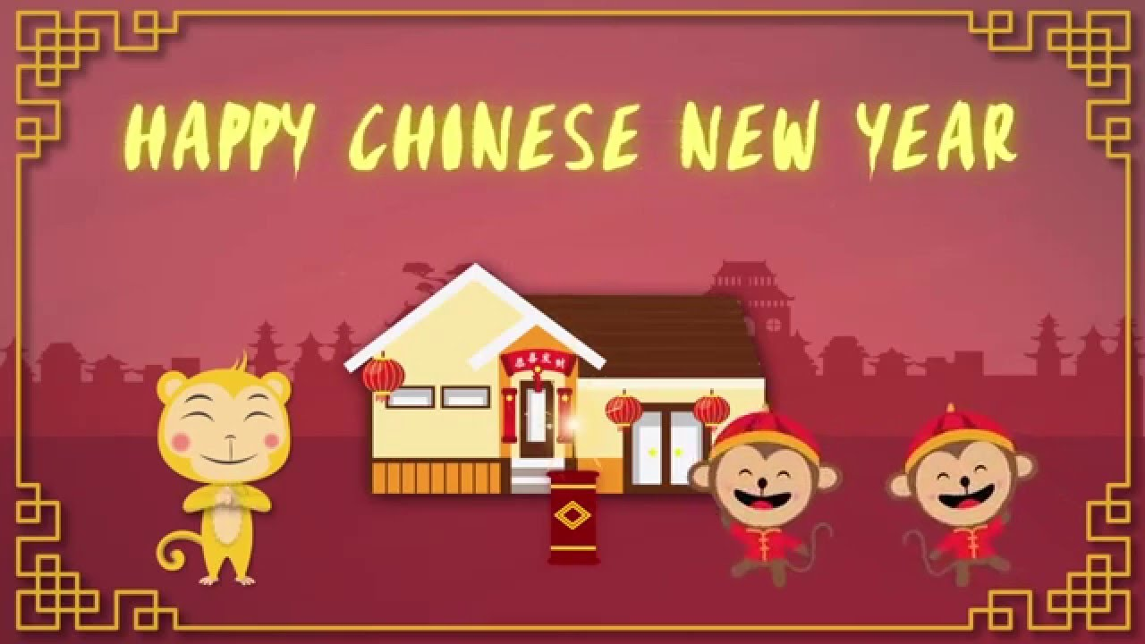 chinese new year song video 2016 - When Is Chinese New Year 2016