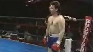 el peor boxeador del mundo