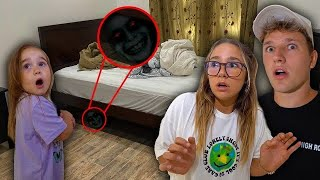 She Found Something HAUNTED in our House