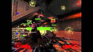 Alien GamePlay Tremulous