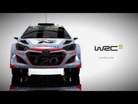 WRC 5 FIA World Rally - Gameplay Max Settings - 1080p - JOGO BOM ?