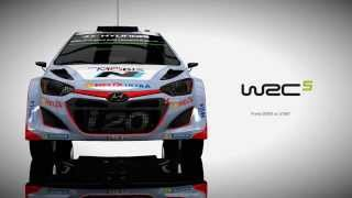 WRC 5 FIA World Rally - Gameplay max settings - 1080p - JOGO BOM ?