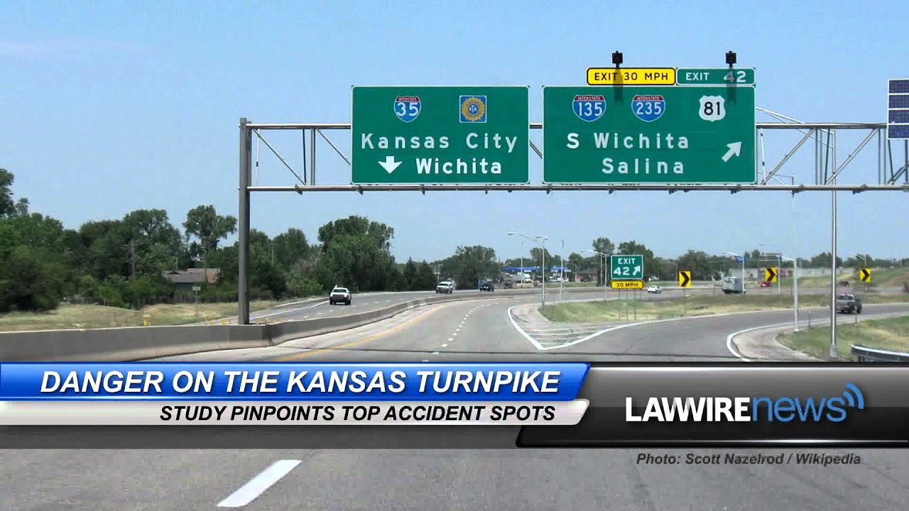 Danger on the Kansas Turnpike | Law Wire News | August 2015