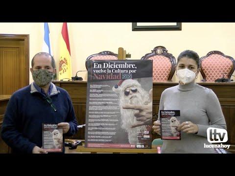VÍDEO: El ayuntamiento programa 14 espectáculos de teatro, música y danza para el mes de diciembre