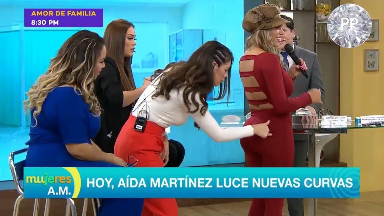 e4631c3aa70a Aida Martinez en Sexy Malla Roja