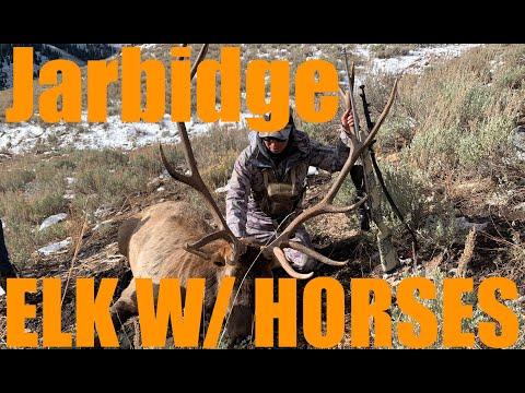 The Elk Hunt Jarbidge Nevada
