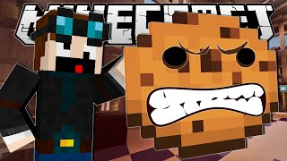 Minecraft | PAULINE THE COOKIE IS ANGRY!! | Hide N Seek Minigame