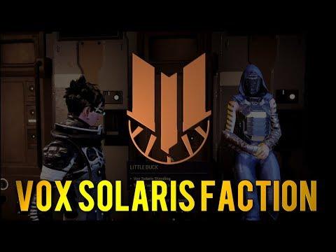 Warframe: VOX SOLARIS LOCATION | SECRET FORTUNA BACKROOM