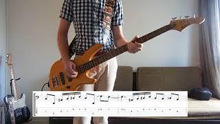 Royal Blood - Sleep Bass cover with tabs
