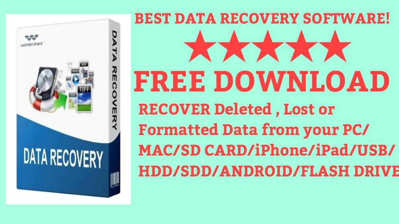 Overview of Formatted USB/Pen Drive Data Recovery