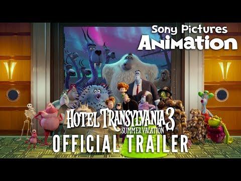 HOTEL TRANSYLVANIA 3: SUMMER VACATION | Official Full online