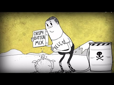 Man (Animated Short Film by Steve Cutts)