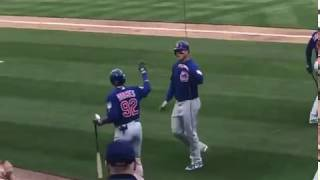 Anthony Rizzo rips homer vs. A's - Chicago Cubs 2019 Spring Training