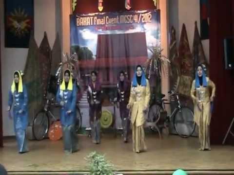 JOGET SI PINANG MUDA - GROUP KAMPAR B BAKAT MTAT 2012