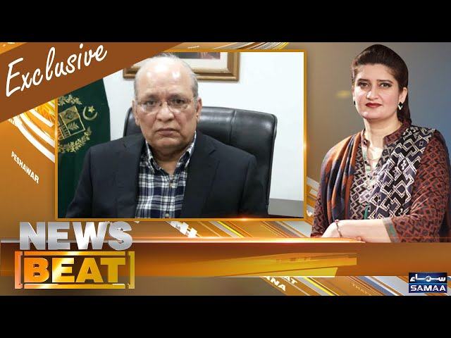 Mushahid Ullah Khan Exclusive | News Beat | Paras Jahanzeb |? SAMAA TV 14 April 2018