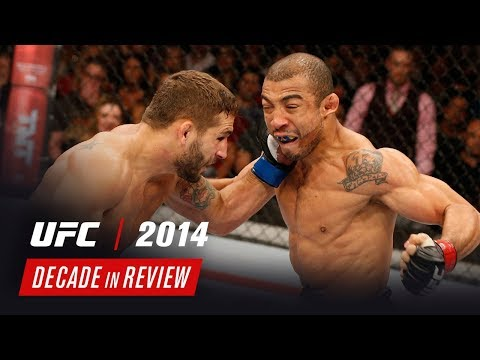 UFC Decade in Review - 2014