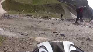 Ride to Spiti valley - Accident Does Happen Sometimes