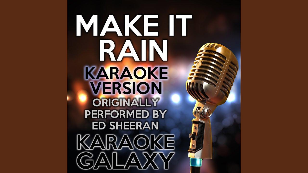 Make it rain singles