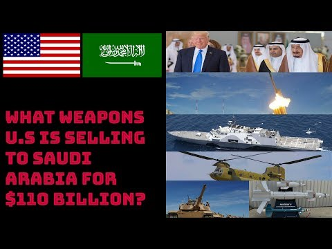 WHAT WEAPONS U.S