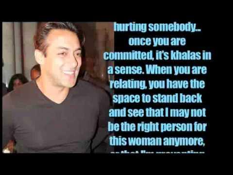 Salman Khan Reveals Secrets In 'Hello' Magazine - Bollywoodhungama.com
