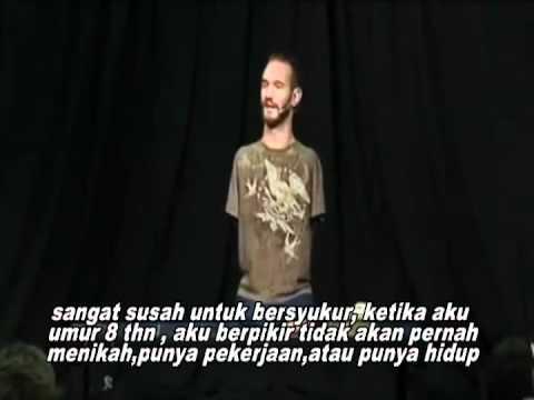 NICK VUJICIC TEKS INDONESIA