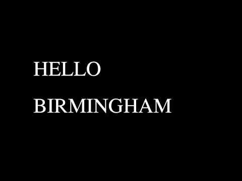 Hello Birmingham (UK)