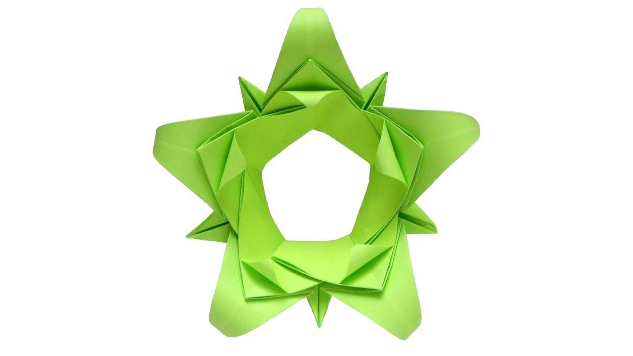 Цветы из бумаги своими руками ???? оригами легко и быстро