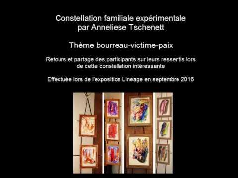 Constellation familiale expérimentale : retours des participants
