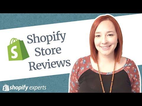 Shopify Store Reviews #2 with Shopify Expert Elle McCann thumbnail