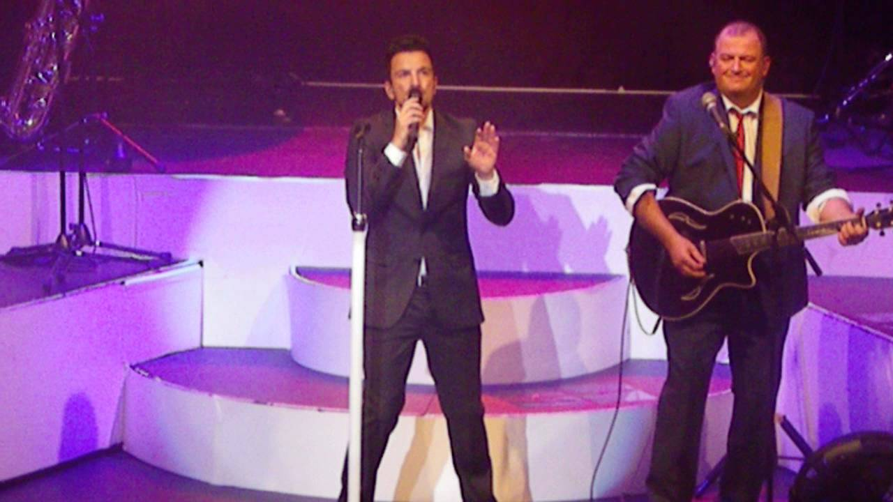 Latest news about PETER ANDRE