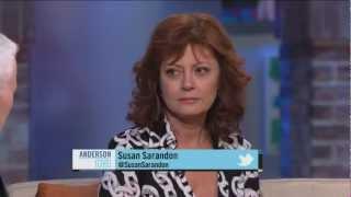 Susan Sarandon on Working with Richard Gere