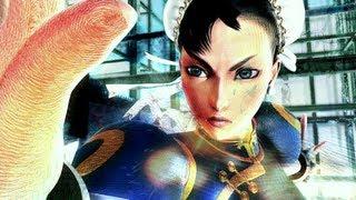Super Street Fighter 4 Intro Cinematic